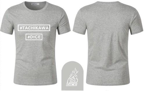 TACHIKAWA DICE # Tシャツ GLAY